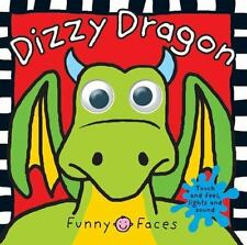 Funny Faces Dizzy Dragon (Funny Faces (Priddy Books)), Priddy, Roger, Good Book