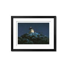 Hayao Miyazaki My Neighbor Totoro x Kazuo Oga Poster Print 0773
