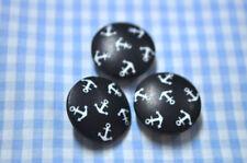 Bottoni nero per l'hobby del cucito