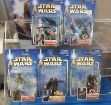 Star Wars AOTC Action Figure Lot of 5 Clone Trooper Dooku Droid Watto +more