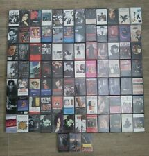 Build Your Own Cassette Tape Lot 1980s Pop Rock New Wave Art Synth Pop HiNRG 80s