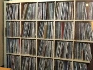 "DJ Job Lot Vinyl R&B/Swing/Soul/Funk/Hip Hop 15 x 12"" Record Collection"