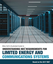 Mike Holt's NEC Requirements for Limited Energy and Communications, 2017