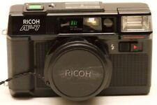 Ricoh AF-7, Auto Focus, Auto Exposure, F2.8 38mm Rikenon Lens