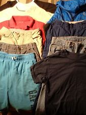Lot of 10 pieces, boys kids size 10 clothing outfits