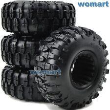 4 Stück RC 1.9 Rock Crawler Reifen Tires tyre 108mm für RC 4WD 1.9 Beadlock Rims