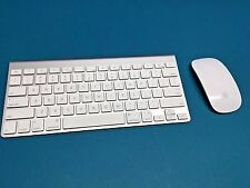 Genuine Apple Bluetooth Wireless Keyboard and Mouse for iMac Mac Pro Mac Mini