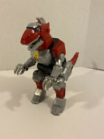 Power Rangers Legacy Collection Mighty Morphin T-Rex Zord Action Figure
