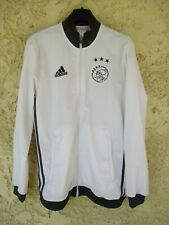 Veste AJAX AMSTERDAM jacket training ADIDAS tracktop jacke football M