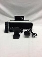 Sirius XM XDNX1V1 Onyx Satellite Radio with Speaker Dock Remote Antenna Tested
