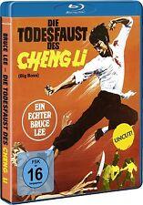 Bruce Lee - Die Todesfaust des Cheng Li (UNCUT) auf Blu Ray NEU+OVP