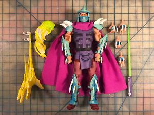 "Shredder Neca TMNT Turtles In Time Arcade 7"" 2020 Action Figure Wave 2 Loose"