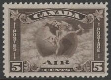 CANADA KGV 1930 Airmail Issue 5 Cents Scott C2  SG310  Never Hinged