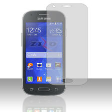 Straight Talk Samsung Galaxy ACE LCD Screen Protector Guard with Cleaning Cloth