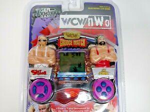 Tiger Electronics WCW Grudge Match Scott vs Rick Steiner 1999 Handheld Game NEW
