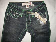 LAGUNA Beach Fille Denim Jeans Stretch Skinny main USA taille 24 Neuw