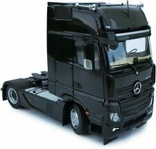 MARGE MODELS - 1911-02 MERCEDES-BENZ ACTROS GIGASPACE 4X2 BLACK 1:32 SCALE