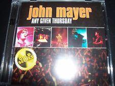 John Mayer Any Given Sunday Live (Australia) (Gold Series) 2 CD – New