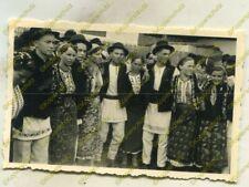Foto, Wehrmacht, Bevölkerung und Typen aus dem Raum Giurgiu, Rumänien, l 21024