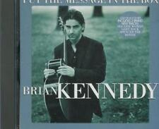 Brian Kennedy(CD Single)Put the Message in Box-New