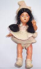 Alte Kunststoff Puppe Größe: 18 cm ! (N3