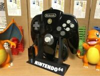 Nintendo 64 N64 Controller Stand Display