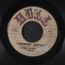 AVONS: Whisper / If I Just 45 (lbl tears, plays well) Vocal Groups