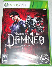 Shadows of the Damned (Microsoft Xbox 360, 2011)