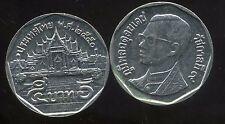 THAILANDE   5  baht   2007  ( bis )