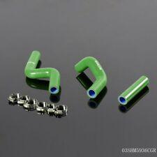 3PCS For KAWASAKI KX 85 KX85 2001-2012 Silicone Radiator Hose Clamps Kit 02 03