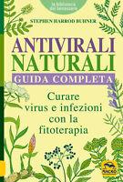 2338049 791979 Libri Harrod Buhner Stephen - Antivirali Naturali. Guida Completa