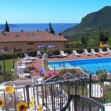 6 Tage Gardasee Urlaub Hotel Elisa 3* Tignale Lombardei Italien Reise inkl. HP
