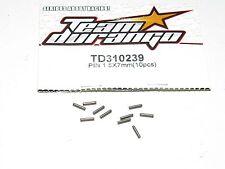 TEAM DURANGO TD310239 Pin 1.5x7mm DEX210 (10) TDRC4420 TDRC4420