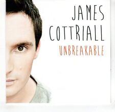 (GR180) James Cottriall, Unbreakable - 2015 DJ CD
