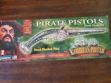 Lindberg Caribbean Pirate Pistols Flintlock Level 2 Model Kit