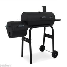 Char Broil Offset Smoker American Gourmet Charcoal Grill Pro Patio BBQ Outdoor