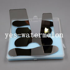 4 Pcs Stainless Dental Intraoral Orthodontic Photography Mirror Reflector Clinic