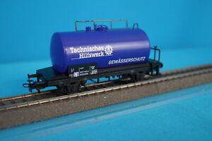 Marklin 4440 DB Tanker Water car BLUE THW