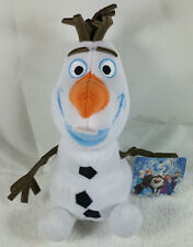 Disney OLAF'S FROZEN ADVENTURE NEW Plush Soft Snowman Toy -shipped from Georgia
