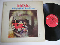 Bob Dylan Bringing it all back home LP USA original