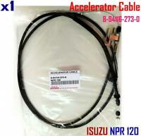 For Isuzu NPR 120 Accelerator Cable New