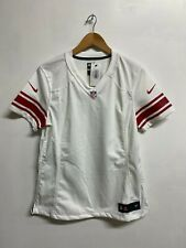 New York Giants Jersey Nike Women's NFL Road Game Jersey - White - New