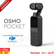 DJI OSMO POCKET Hand held Action Camera 3 Axis Gimbal Stabilizer 4K