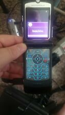 New listing Motorola Razr V3 - Appears to work but will need new battery