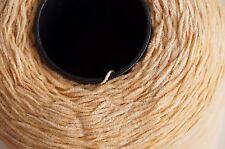 naturWolle Garn Stricken & Handstricken | Chenille 100% baumwolle  lachs 1,9 kg
