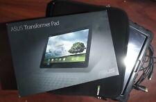 "Asus Transformer TF300T 32GB 10.1"" Tablet + Gumdrop Case + extras BUNDLE"