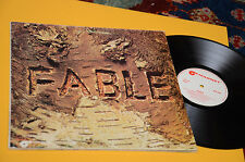 FABLE LP SAME 1° DISCO DEBUT ALBUM 1° ST ORIG UK 1973 NM GATEFOLD COVER TOP PROG
