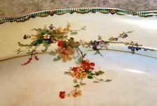 Antique Staffordshire China Serving Platter Ningpo, Johnson Bros. England 1920's