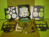 CARBURETOR REBUILD KIT ROCHESTER QUADRAJET 75-77 CADILLAC 78-79 CHEVY & MORE