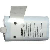 HQRP Batterie Pack Pour Clapet Vidéo U1120P U1120W U112